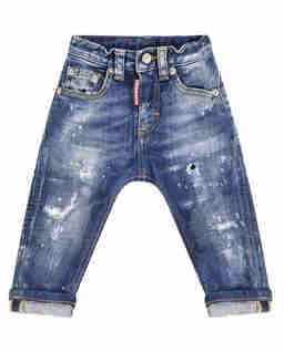 Spodnie jeansowe 0-3 lata