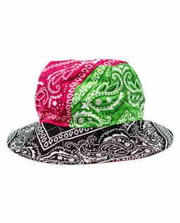 Kolorowy kapelusz Bandana Bob