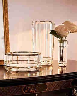 Kryształowy wazon Leigh
