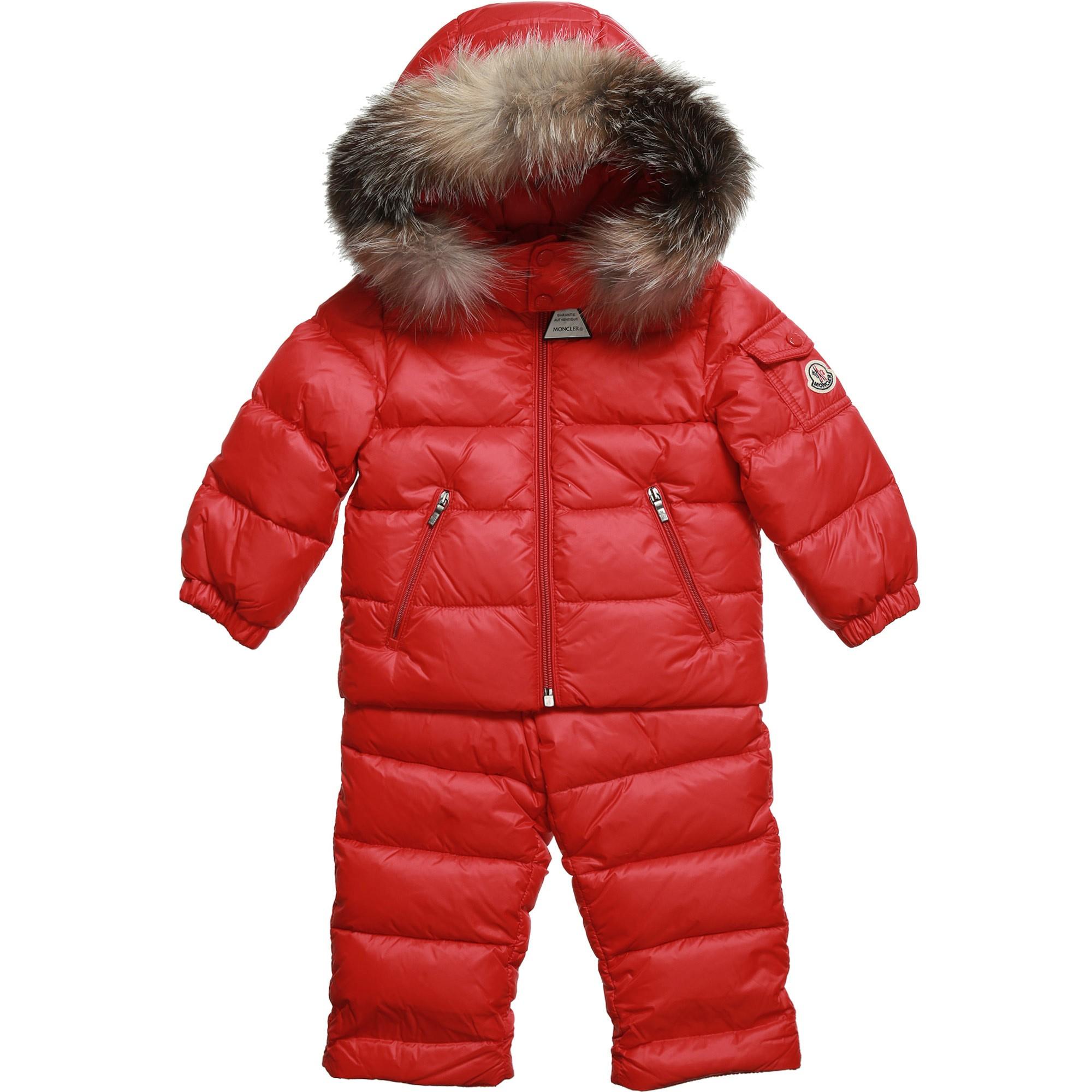 płaszcz moncler Dzieci