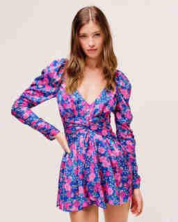 Sukienka w kwiaty Annie