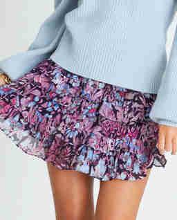 Spódnica Benicia w kwiaty