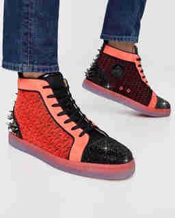 Kolorowe sneakersy Sonnylo