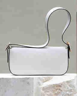 Biała torebka Fujiko