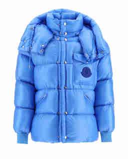Niebieska kurtka Lamentin