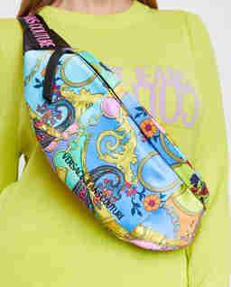 Kolorowa torba na pas