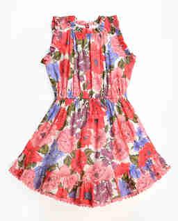 Sukienka w kwiaty Poppy Flip 2-10 lat