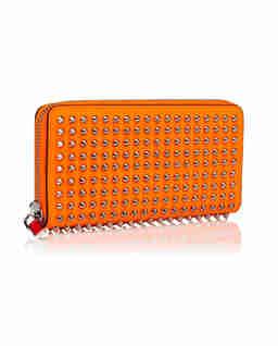 Pomarańczowy portfel Panettone Wallet