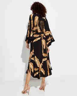 Długie kimono Jungle