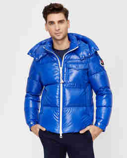 Niebieska kurtka Vignemale