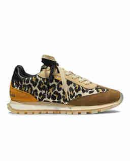 Sneakersy The Jogger w panterkę