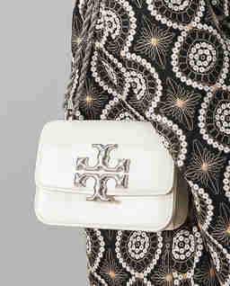 Biała torebka Eleanor