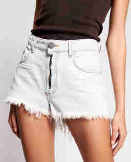Jeansowe szorty Bonita High Waist