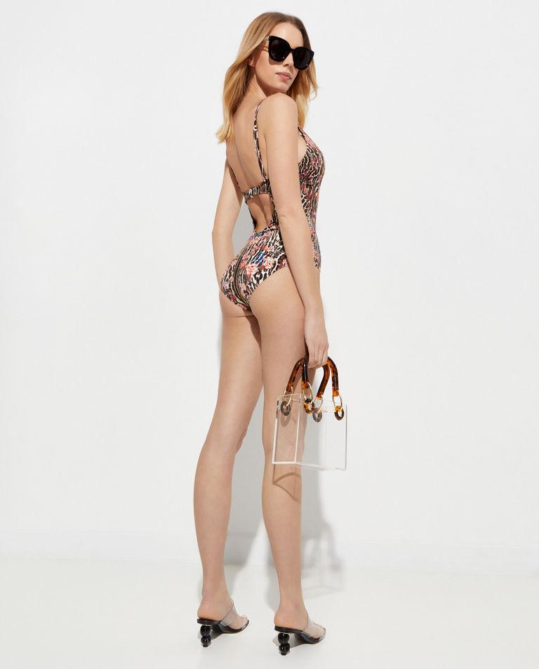 Jednoczęściowy strój kąpielowy Camilla