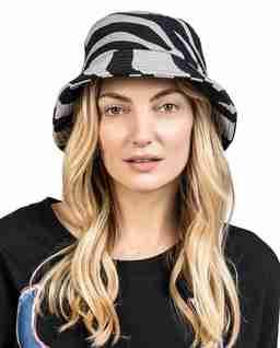 Szary kapelusz NOW