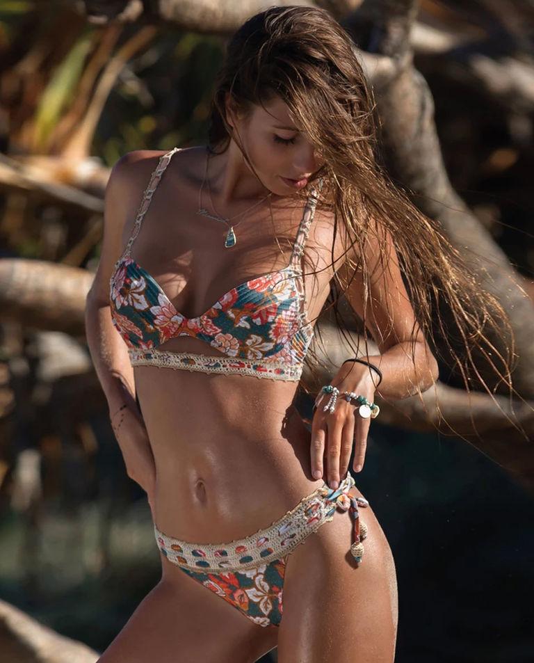 Top od bikini Kuxtal DEL MAAR