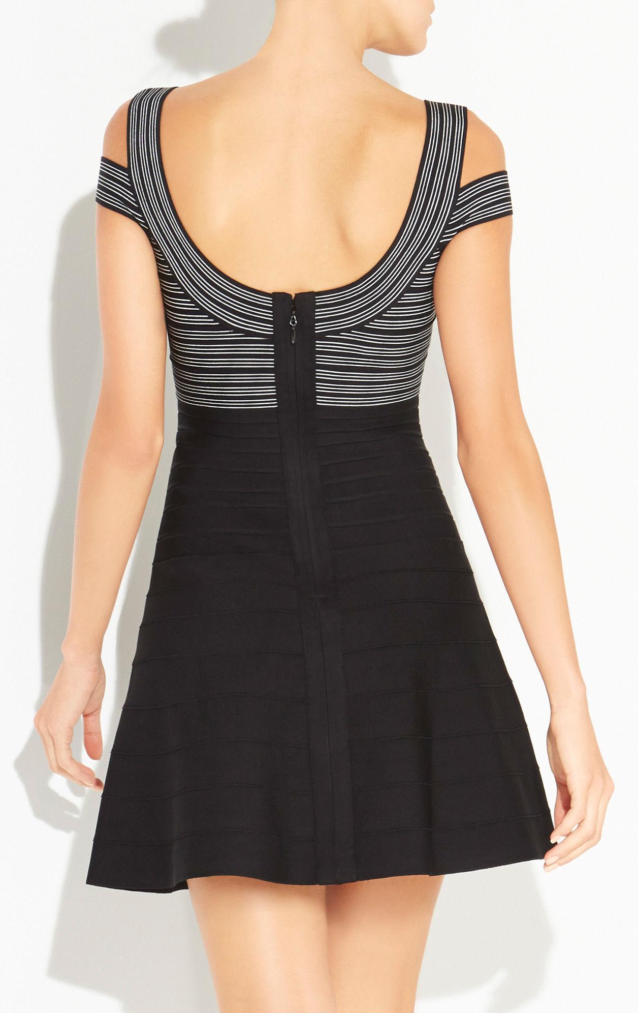 84c8a6b027 Sukienka sveta HERVE LEGER – Kup Teraz! Najlepsze ceny i opinie ...