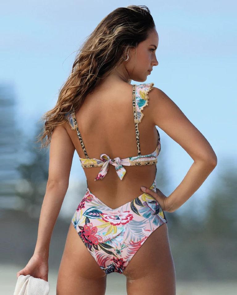 Jednoczęściowy strój kąpielowy Anata Del Maar