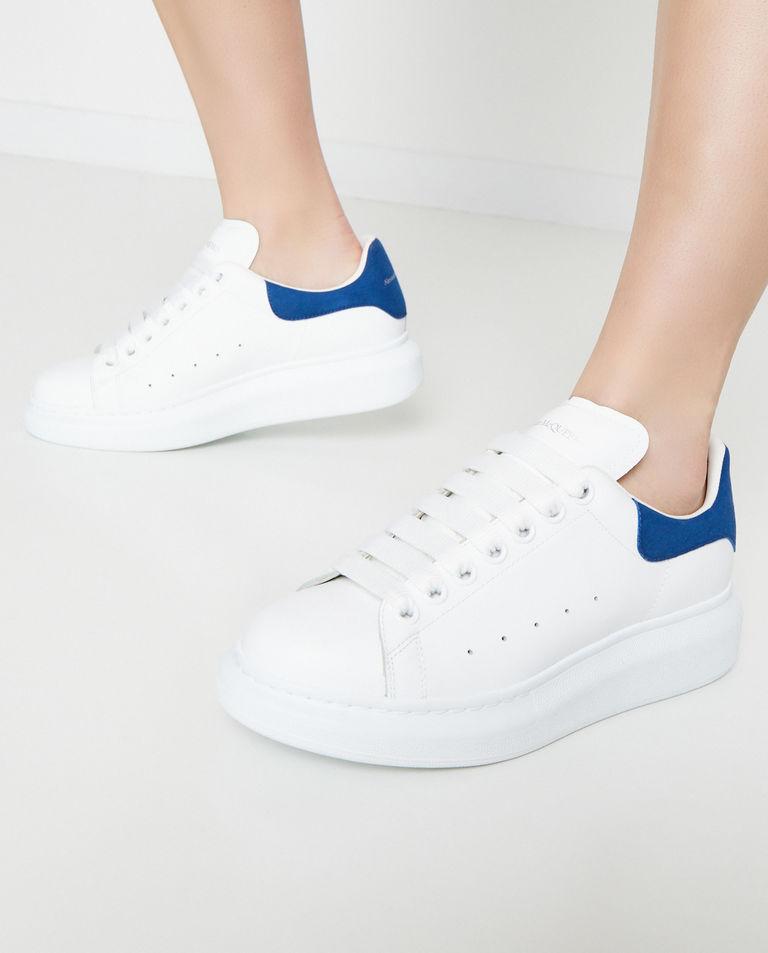 Sneakersy z podeszwą 4 cm Alexander McQueen