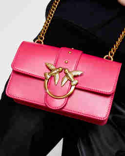 Różowa torebka Icon Simply