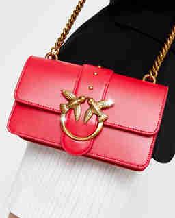 Różowa torebka Love Mini Icon Simply