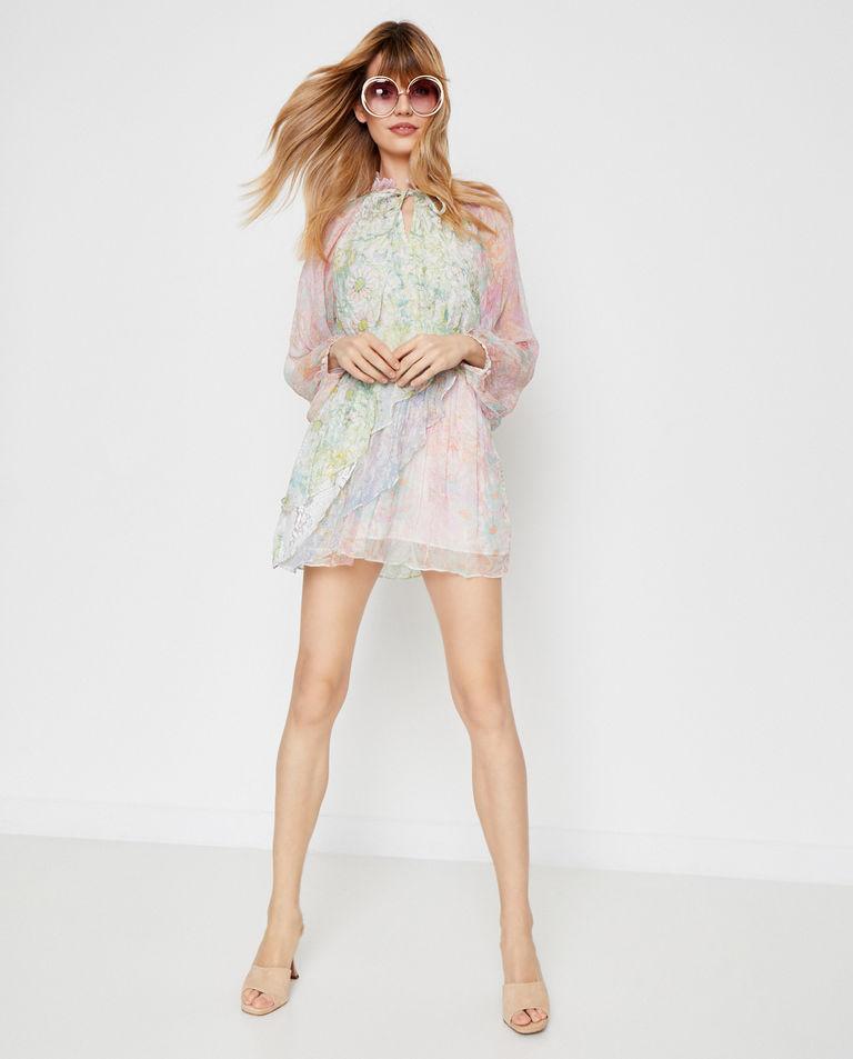 Krótka sukienka Glass Love Shack Fancy