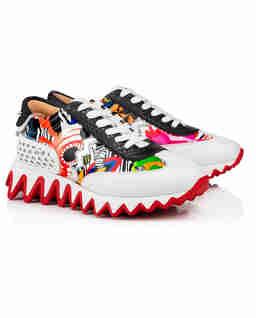 Kolorowe sneakersy Loubishark
