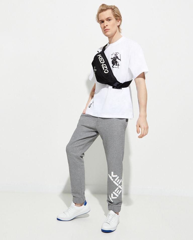 Szare spodnie dresowe Sport Kenzo