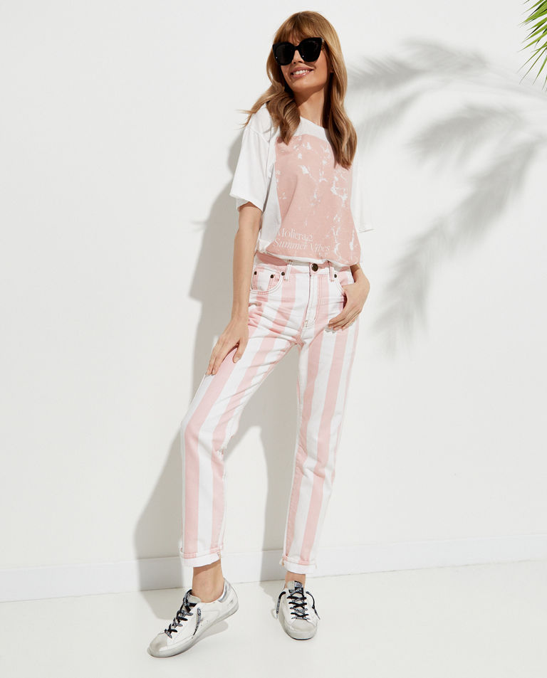 EDYCJA LIMITOWANA Oneteaspoon X Moliera 2 - Spodnie w pasy Awesome Baggies