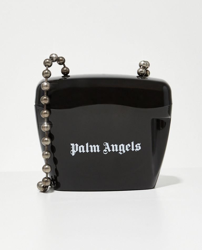 Czarna torebka z łańcuszkiem Palm Angels