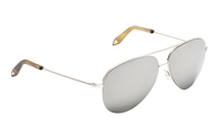 Okulary Large Classic Aviator Platinum Ltd Edition