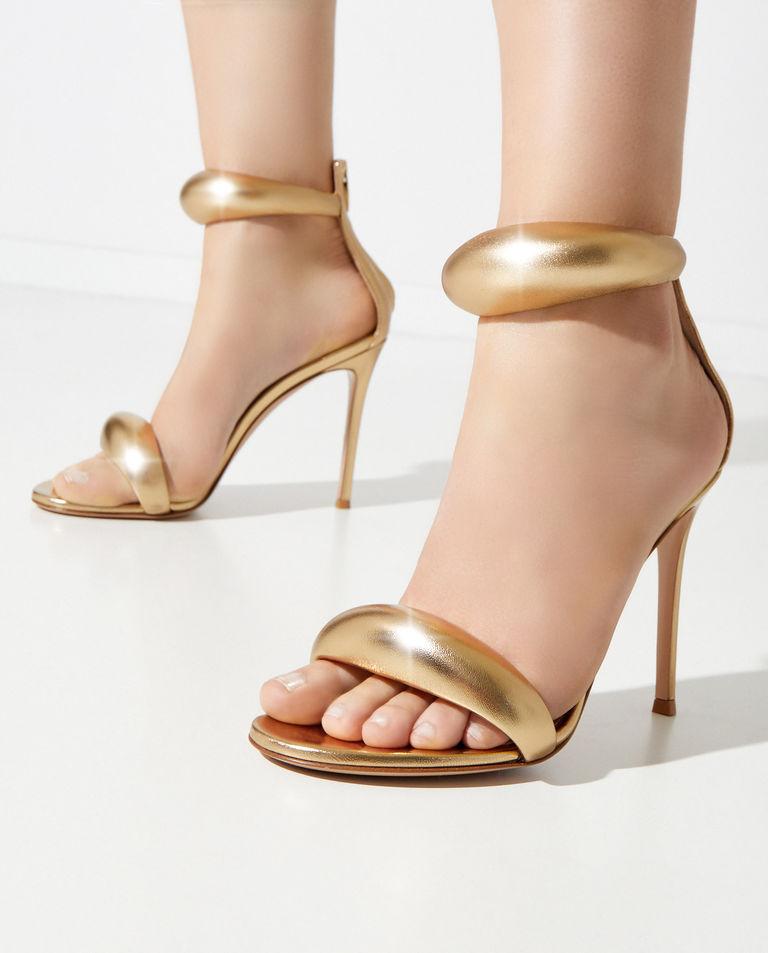 Sandały na szpilce Bijoux Gianvito Rossi