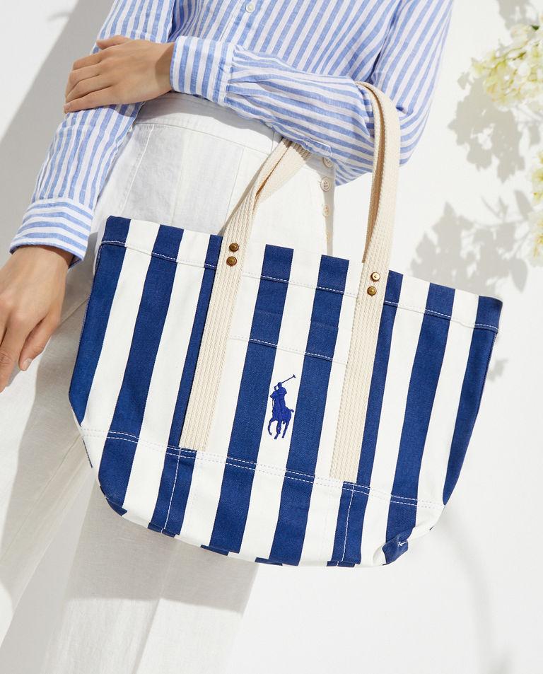 Wzorzysta torba Polo Ralph Lauren