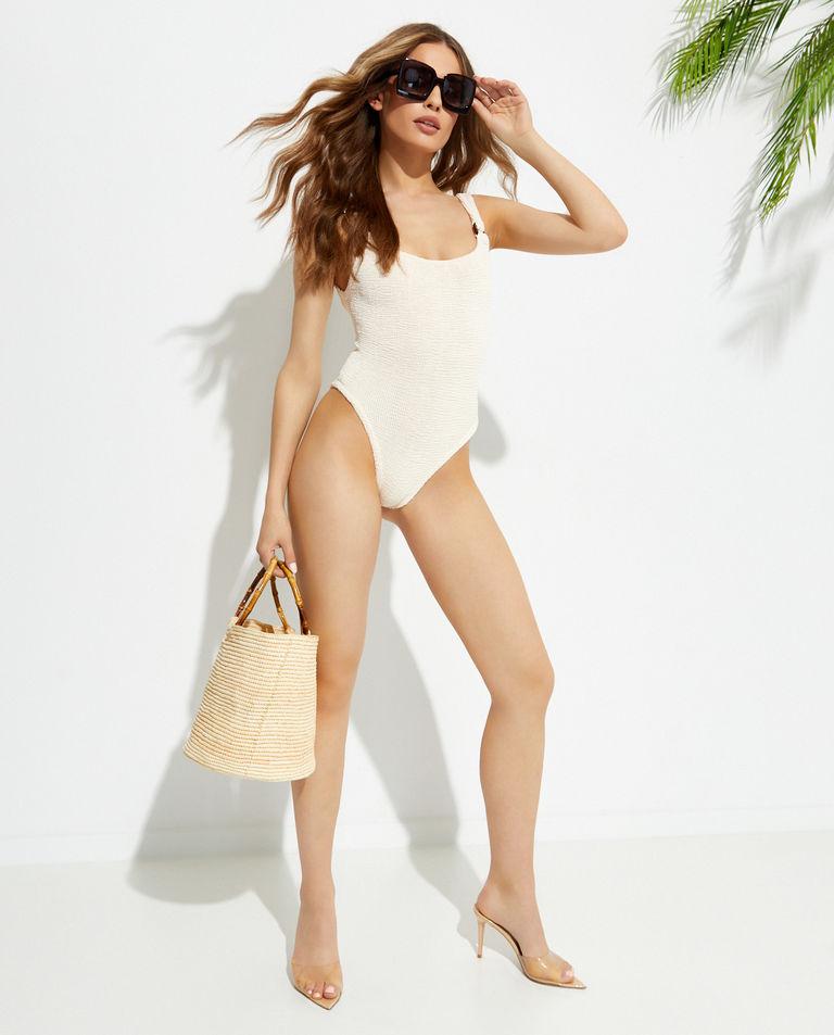 Żółte bikini Carmen Hunza G