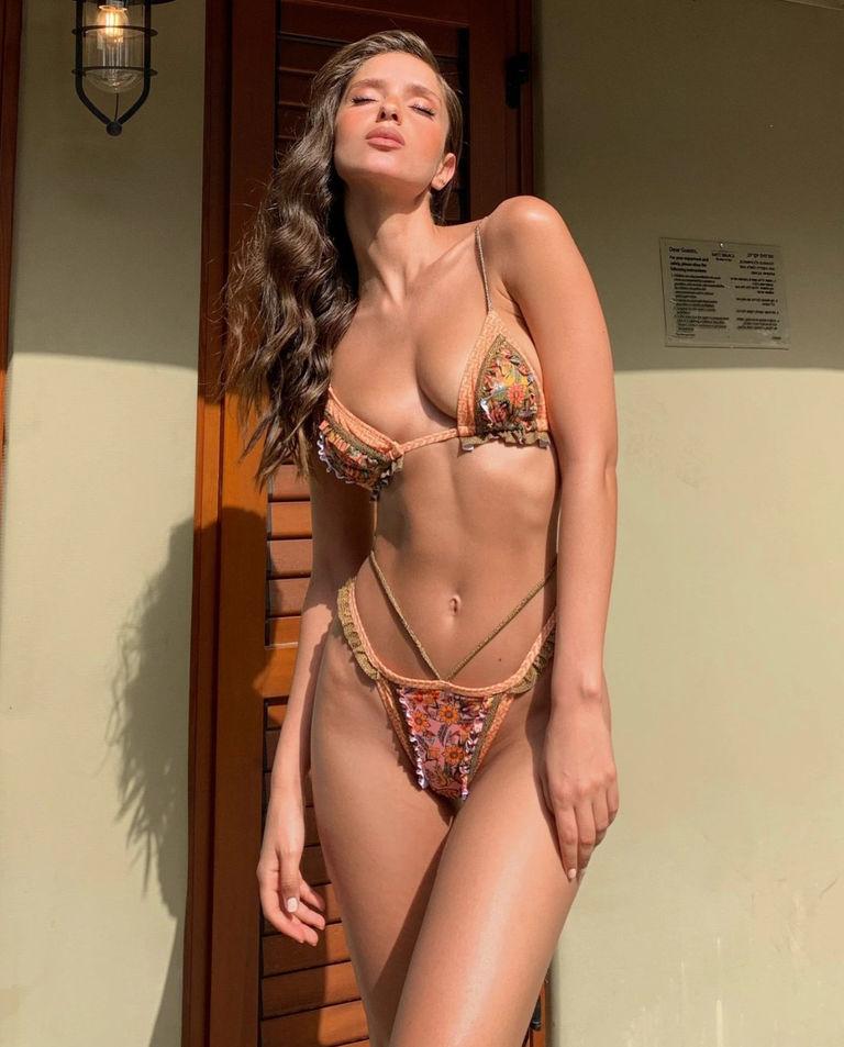 Top od bikini Kiki Bananhot