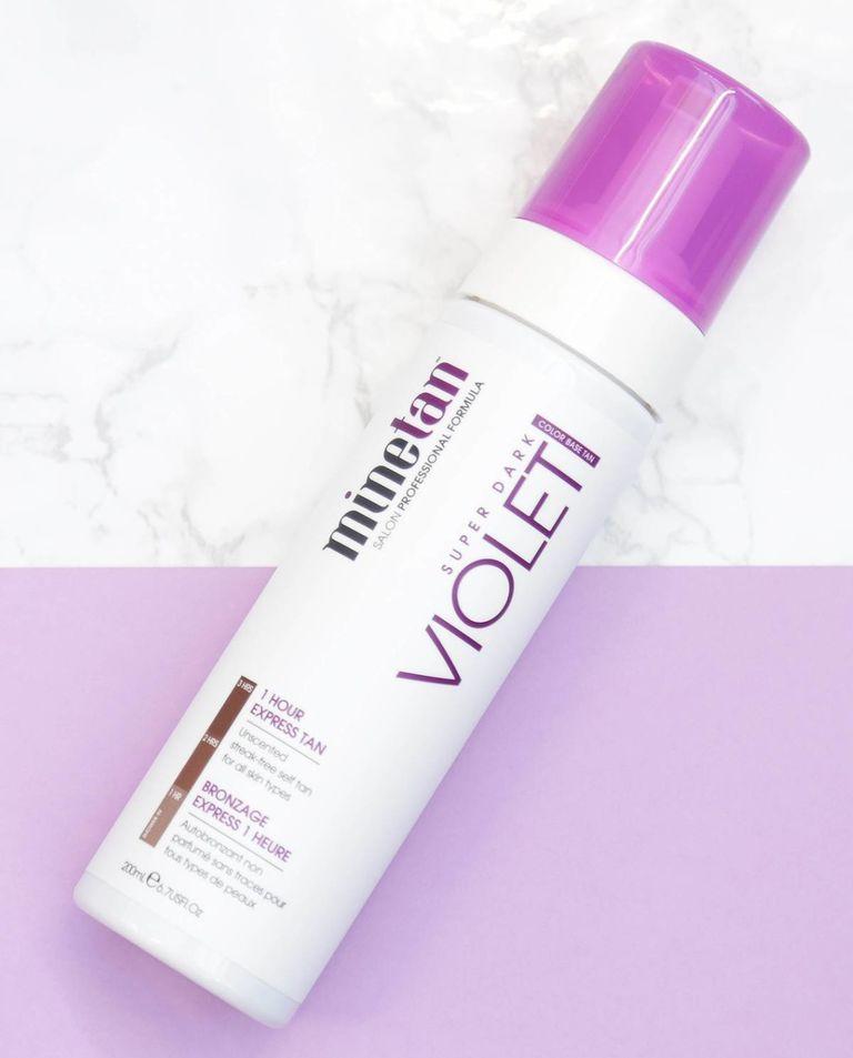 Pianka samoopalająca Violet 200 ml TanExpert & MineTan