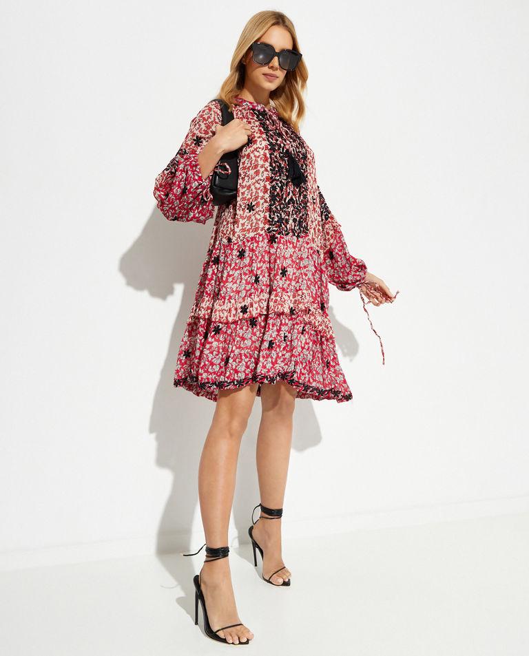 Kwiecista sukienka Rachel