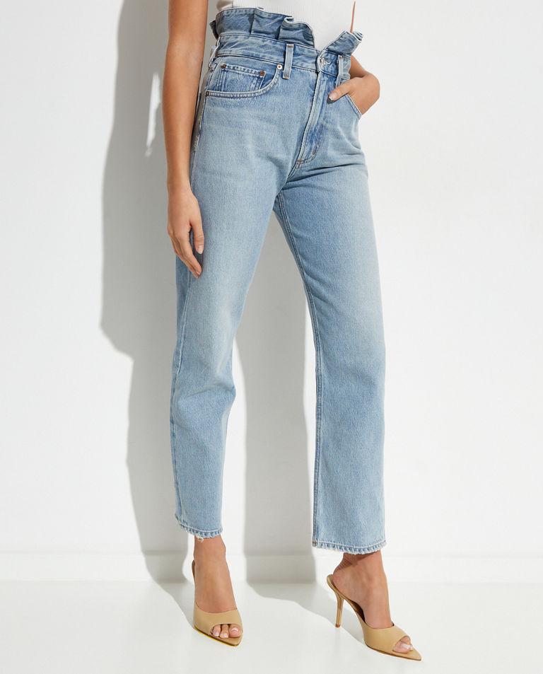 Spodnie jeansowe Agolde