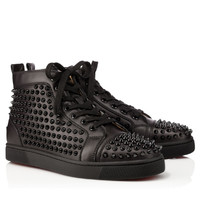 Sneakersy Louis Spikes Flat