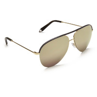 Okulary Classic Aviator 18ct Gold