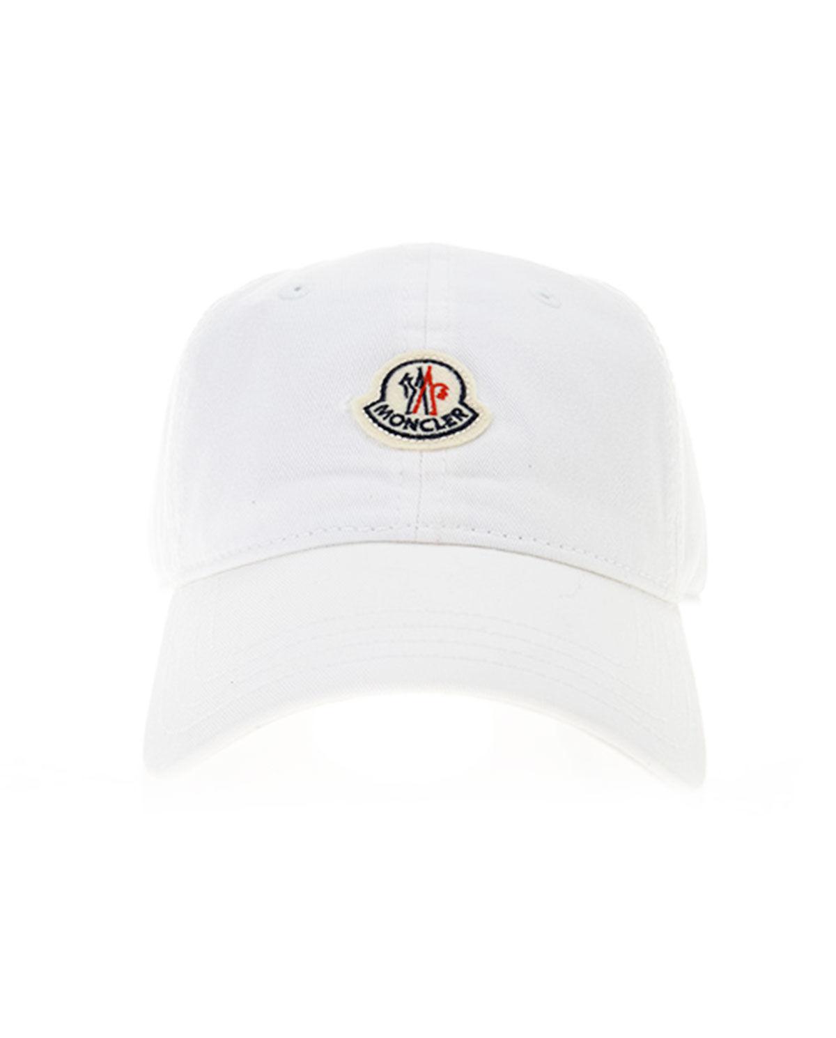 moncler czapka z daszkiem