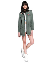 Parka Canvas Saline Cool