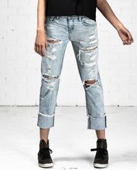 Kalhoty Blue Hart Awesome