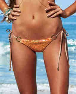 Dół od bikini Siren Song