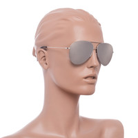 Okulary Classic Aviator Platinum Ltd Edition