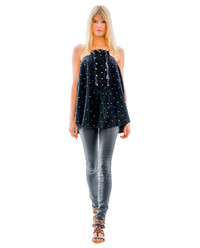 Tunika Pocket Sequin