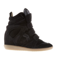 Sneakersy Bekett Black