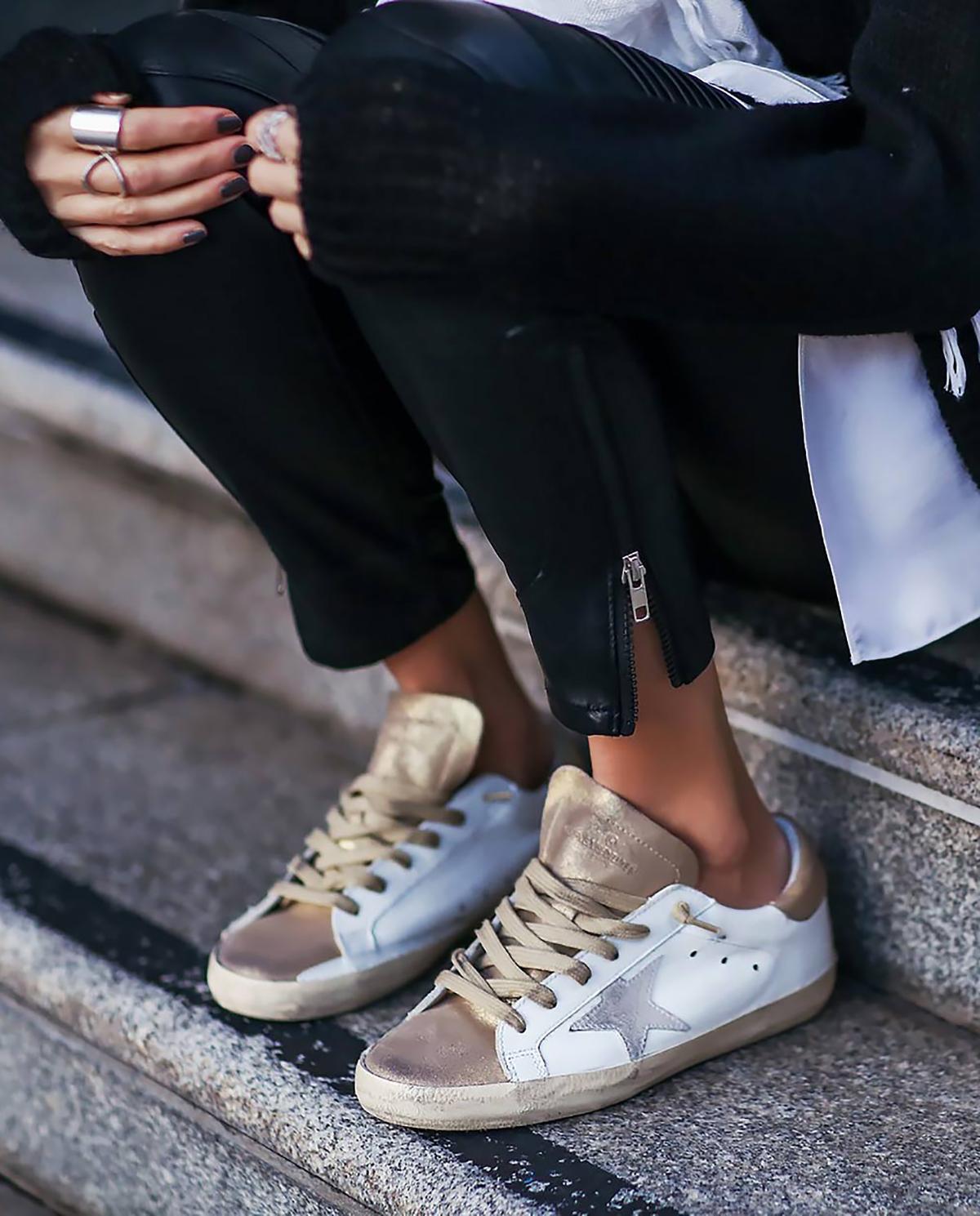 Sneakersy Golden Goose Deluxe Brand