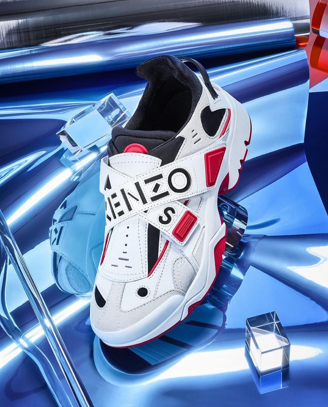 Sneakersy Kenzo