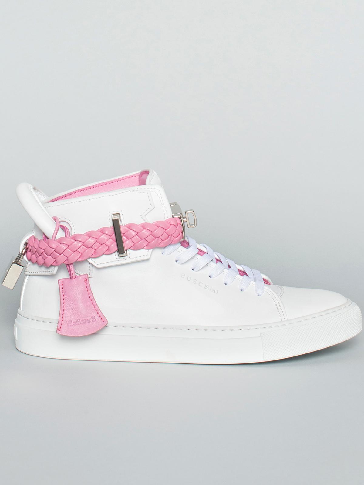 Sneakersy Buscemi dla Moliera 2